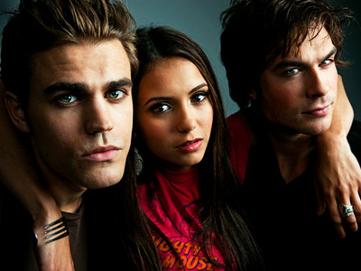 Vampire-Diaries_at Comic Con 2009