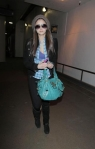 Nina at LAX