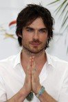Actor Somerhalder poses during the 50th Monte Carlo television festival in Monaco