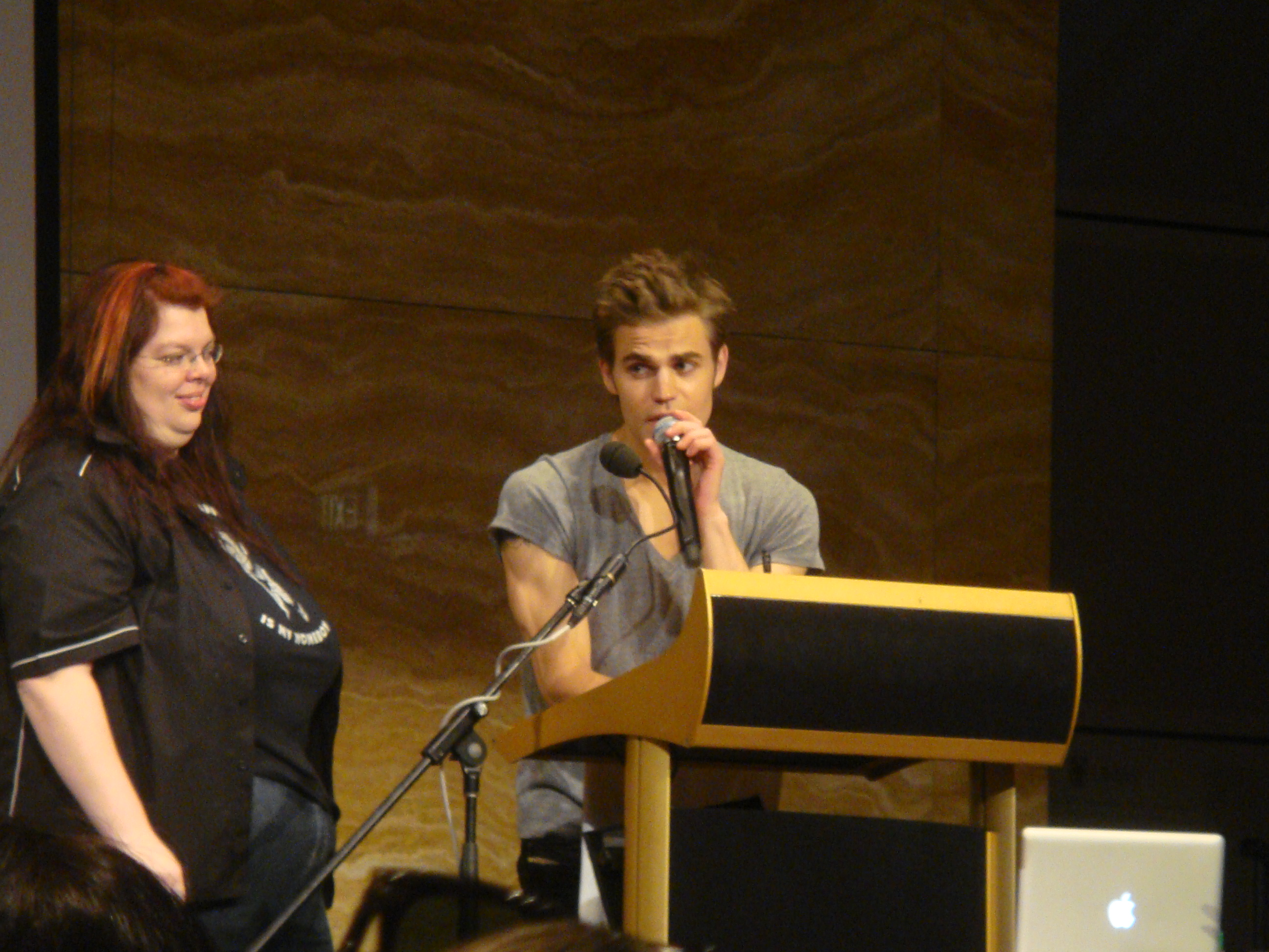 Vampire Diaries Convention  U2013 Sydney  03 07 2010