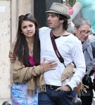 Ian Somerhalder Has Quite an Exciting Day with his Fiance and their Mothers
